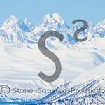 Alaskas Tetons