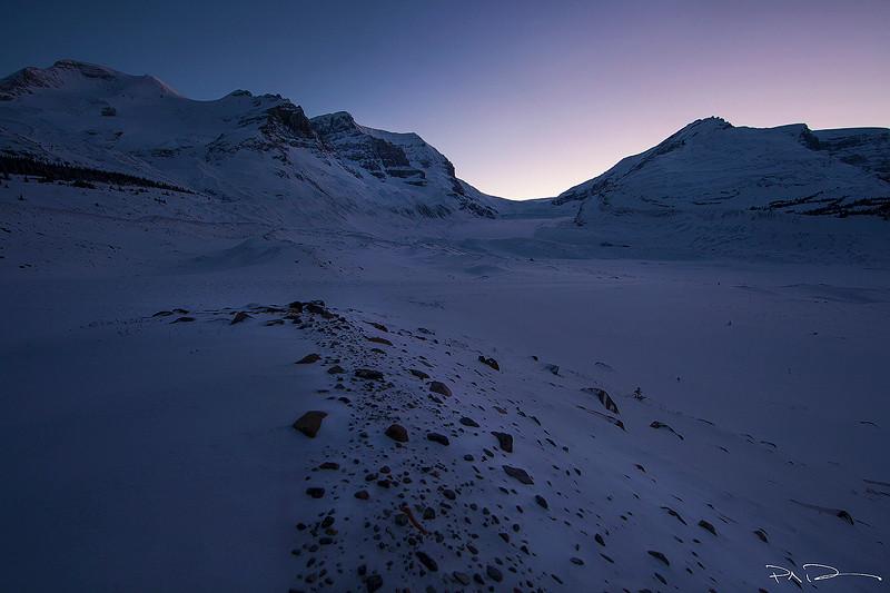 Rock Bottom - Canadian Rockies