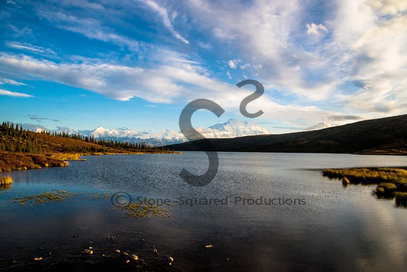 Wonder Lake Views