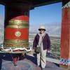 Diskit goempa, Ladakh