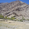 Ladakh - dry hills by Hemis monastery
