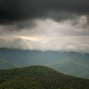 Blue Ridge Parkway Storm Approaching #1