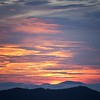 Sunset in the Smoky Mountains #1