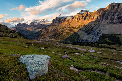 The Garden Wall - Glacier National Park
