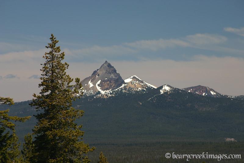 Mount Thielson, Southern Cascades, Oregon