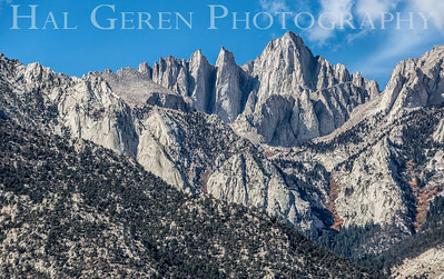 Mount Whitney Lone Pine, California 1610S-MW2