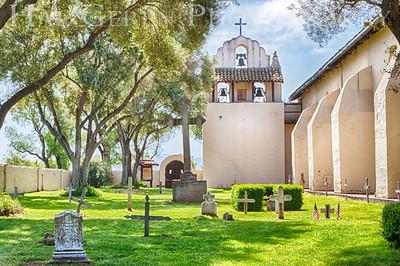 Mission Santa Inez Solvang, California 1305C-MSIH4