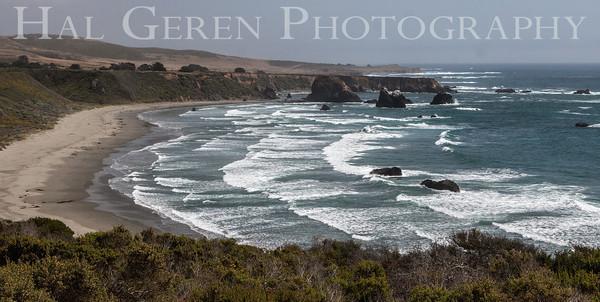 Pigeon Point, California 1305C-V5
