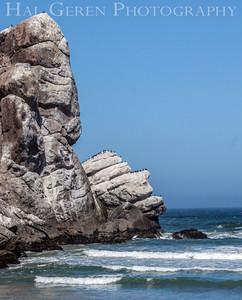 Morro Rock Morro Bay, Calfornia 1305C-MRB3
