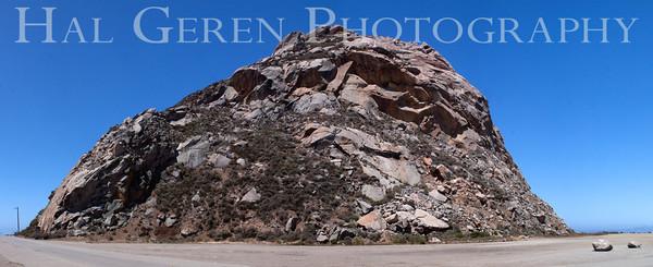 Morro Rock (different side) Morro Bay, Calfornia 1305C-MRP2