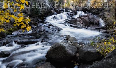 Lee Vining Creek Eastern Sierra, California 1410S-LVC5