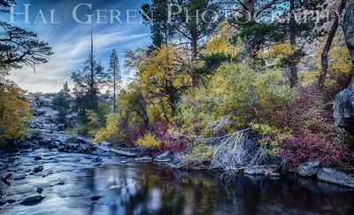 Rock Creek Eastern Sierra, California 1410S-ACH13
