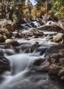 Lee Vining Creek Eastern Sierra, California 1410S-LVCH2