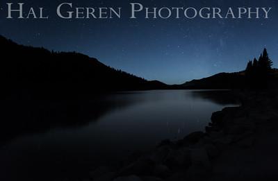 Ellery Lake Yosemite, California 1410S-EL1