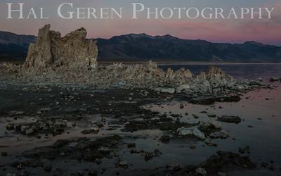 Sunrise Mono Lake, California 1410S-MS1