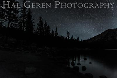 Tenaya Lake Yosemite, California 1410S-TL1