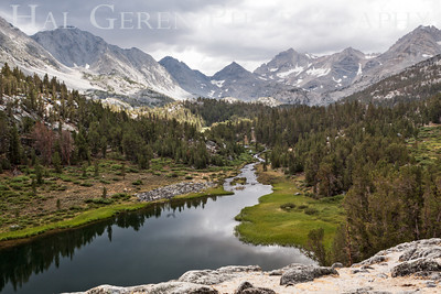 Marsh Lake  Eastern Sierra, California 1207S-MLRCT3
