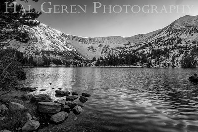 Virginia Lake, California 1610S2-VLH1BW1
