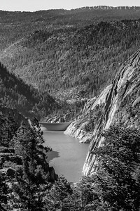 Donnell Reservoir Sonora, California 1610S2-DR1BW1A