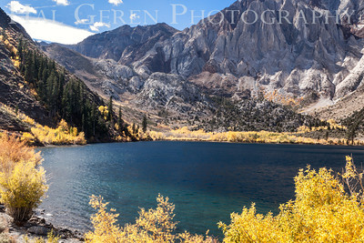 Convict Lake Eastern Sierra, California 1210S2-CL1