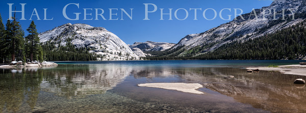Tenaya Lake Yosemite, California 1407S-TP1