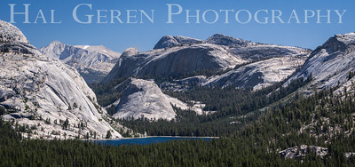 Tenaya Lake Yosemite, California 1407S-T1