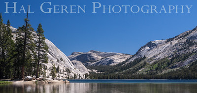 Tenaya Lake Yosemite, California 1407S-T4