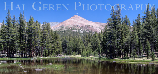 Starkweather Lake Yosemite, California 1407S-SL2