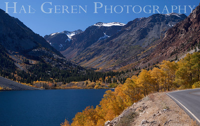 Lundy Lake Eastern Sierra, California 1110S-LL2