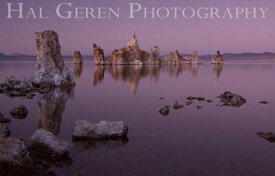 Mono Lake Tufa Eastern Sierra, California 1110S-MLT8