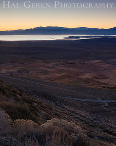 Conway Pass Sunrise Eastern Sierra, California 1110S-CP14S