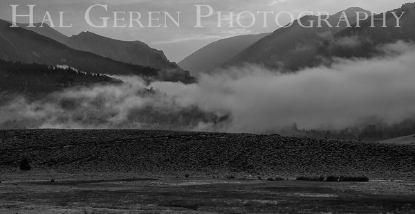 Mountain Mist Eastern Sierra, California 1807S-MM3BW1