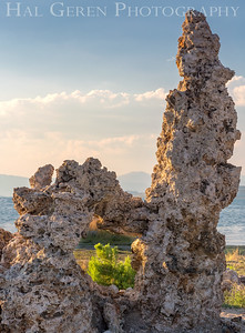 Tufa Formations Mono Lake, California 1707S-T7