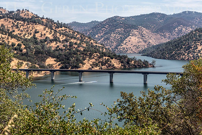 Lake Don Pedro, California 1707S-LDP1
