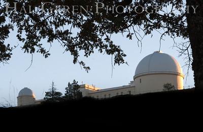 Mt Hamilton Observatory Mt Hamilton, California 1211MH-O1A