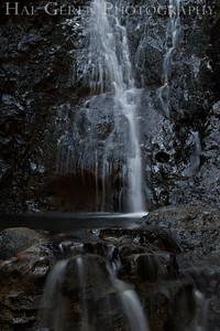 Basin Falls Uvas Canyon County Park 1203U-BF1