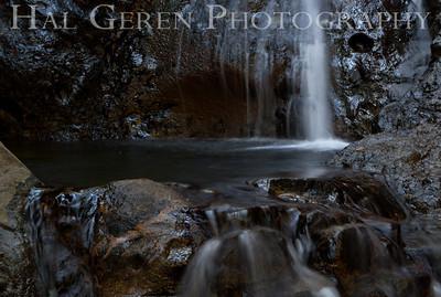 Basin Falls Uvas Canyon County Park 1203U-BF3
