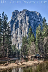 Merced River Yosemite, California 1204Y-VH4