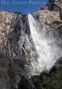 Bridal Veil Falls Yosemite, California 1204Y-BVSF7