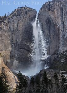 Yosemite Falls Yosemite, California 1204Y-YF3