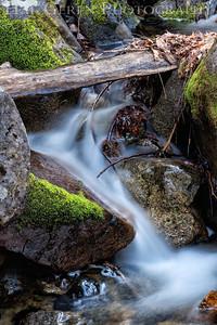 Bridal Veil Stream Yosemite, California 1204Y-BVS1E1