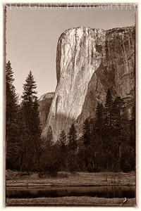 El Capitan Yosemite, California 1204Y-ECH1AE1