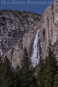 Yosemite Falls Yosemite, California 1204Y-YF2