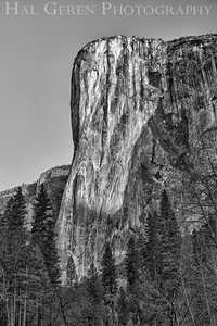 El Capitan Yosemite, California 1204Y-ECH1BW1