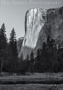El Capitan Yosemite, California 1204Y-EC3BW1