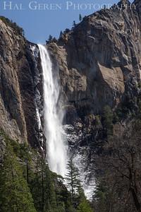 Bridal Veil Falls Yosemite, California 1204Y-BVF2