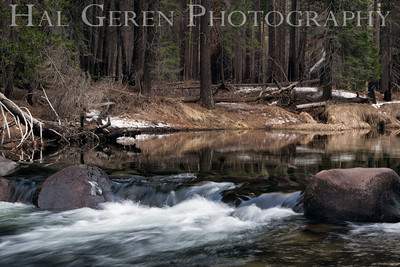 Merced River Yosemite, California 1302Y-S4