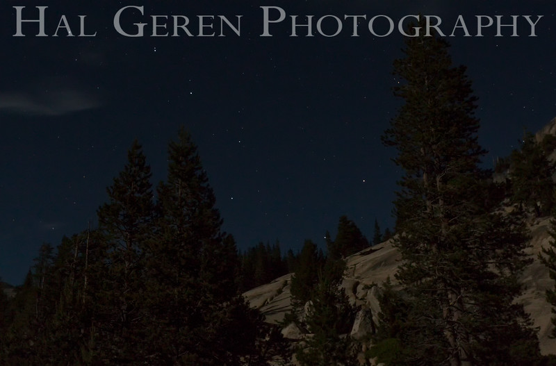 Big Dipper<br /> Yosemite, California<br /> 1607Y-T1COD3