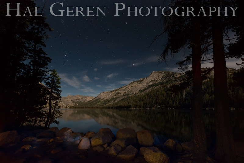 Tenaya Lake<br /> Yosemite, California<br /> 1607Y-TL3