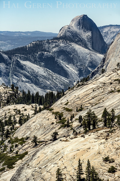 Half Dome<br /> Yosemite, California<br /> 1607Y-OH3